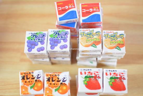 丸川製菓のフーセンガム50個入りを買うなんて子供頃には想像もしていなかった