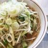 島根県安来市のラーメン一刻の牛骨野菜ラーメンの食べごたえが中々のものでした