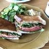米子のカフェ『BAKE CAFE すとーく』にまったりとサンドウィッチを食べに行った話