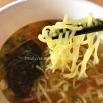 マルちゃん製麺を『鳥取ゴールド牛骨ラーメン』のスープで食べてみたら…