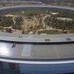 Appleの新社屋『Apple Park』いよいよ完成間近?最新空撮映像が公開中