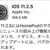 Apple『iOS11.2.5』を公開!バグなどの修正以外は日本のユーザーに関係ないアップデートがメインでした