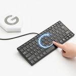 キーボードの上で手書き?指1本で文字入力できる『Gboard 物理手書きバージョン』