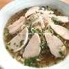 寿がきやのカップ麺『鳥取ゴールド』で冷やし牛骨ラーメン作ってみました