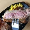 カナダビーフ館『極厚カナダビーフ・1ポンドステーキ』の食べ応えが凄い!