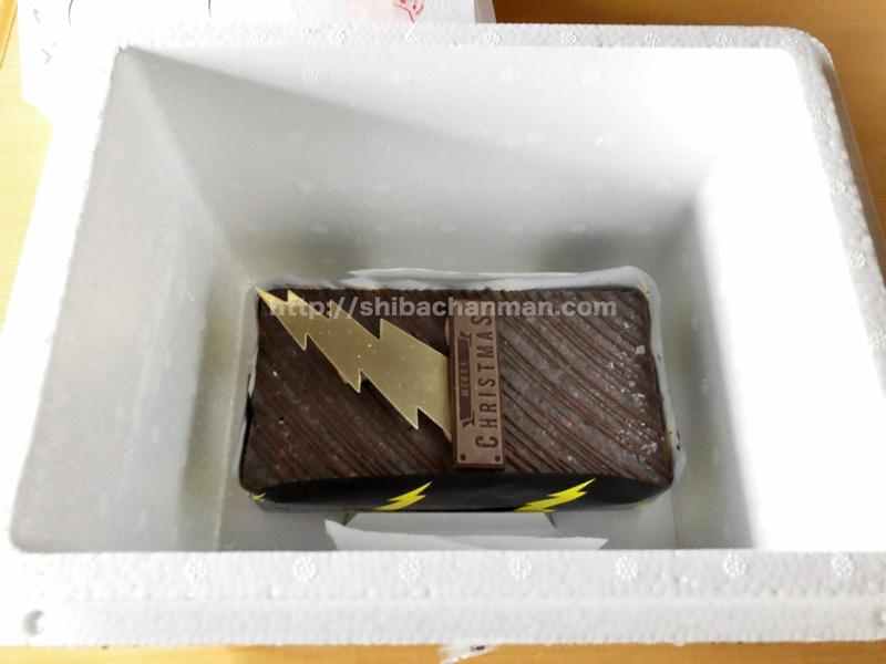 ブラックサンダーアイスケーキ 冷凍