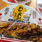 カレーメシ(カップヌードル カレー味)が期待通りに美味かった!満腹感もありです!