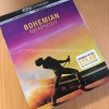 日本発売まで待てなくて『ボヘミアン・ラプソディ』の米国版ブルーレイディスクを買いました