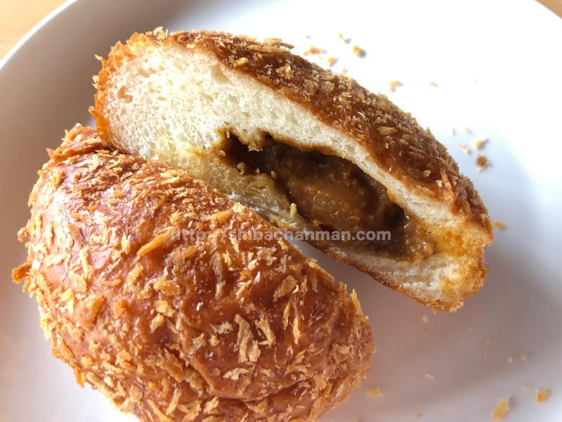 中島のパン屋さん 焼きカレーパン
