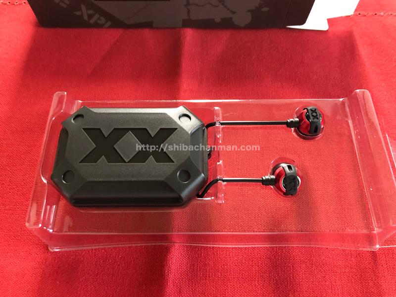 JVC  HA-FX33X 開封