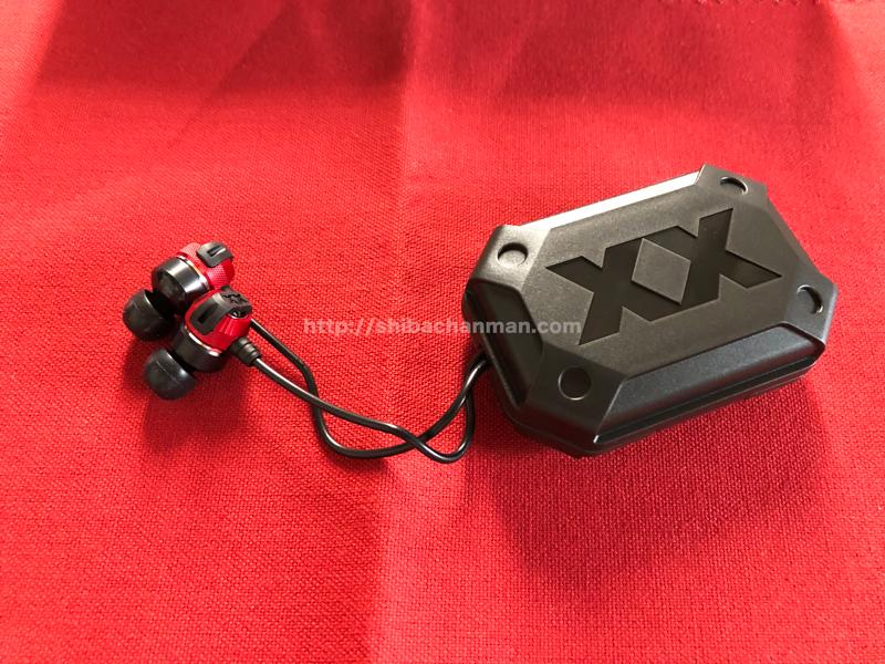 重低音 イヤホン HA-FX33X レビュー
