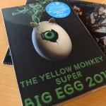 THE YELLOW MONKEY 再結成後初の東京ドーム『SUPER BIG EGG 2017』ブルーレイ版レビュー!