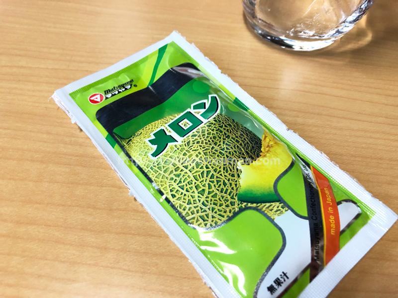 松山製菓 粉末ジュース メロン