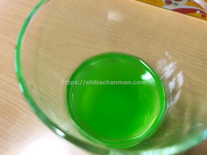 松山製菓 粉末ジュース メロン 味