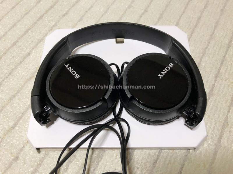 MDR-ZX110 ヘッドホン