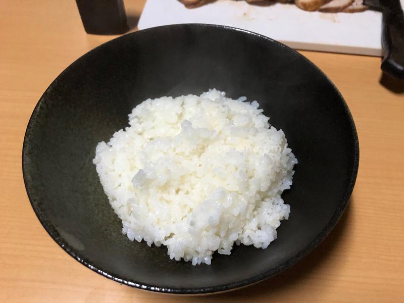 ラーメン長さん 自家製チャーシュー ご飯