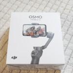 iPhoneでの動画撮影用にDJIの『OSMO MOBILE 3』を買いました