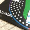 足のサイズをミリ単位で測る『ZOZOMAT(無料)』到着!さっそく足のサイズ測ってみました