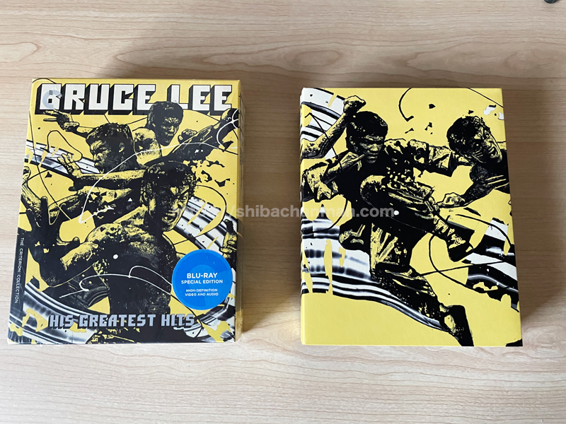 Bruce Lee: His Greatest Hits ブルーレイボックス